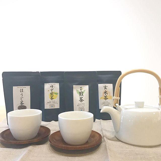 .日本人はやっぱり。日本特有の文化。お茶。夏でも温かいお茶飲まれる方多いのでは。これからの時期手土産、御進物などにぴったりなお茶。新たに「ほうじ茶」仲間入りしました。.お茶にぴったりなお菓子もあります♡一緒に食べると、、至福のときですね♡.こちらも随時更新中です!@haus_cafe_foods .雑貨についてはこちら@haus_zakka .こちらもよろしくお願いします♡..#加島茶舗 #ほうじ茶#煎茶#ゆず煎茶#玄米茶#贈り物 #ギフト#手土産 #御進物#hausmatsue#島根 #松江