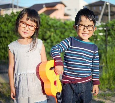 本日よりHAUSでは子供メガネの取扱いをスタートました私たちがセレクトしたメガネでお子様たちがもっと輝くお手伝いができますように#haus_matsue #子供メガネ #眼科処方箋受付けで #お子様ランチプレートプレゼント #不安解消 #ベセペセ #りんあんちゃん #可愛いメガネ #gosh