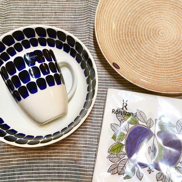 HÅUSの母の日.北欧陶器の代表ブランドであるARABIA(アラビア)。食器好きなら誰もが唸る、繊細且つもモダンなデザイン。シンプルな物も良いですが、個性あるデザインを贈られてはいかがでしょうか◎.#arabia #アラビア#北欧#北欧食器#母の日#haus#haus_matsue#hausmatsue #松江カフェ #島根カフェ#松江 #島根 #山陰