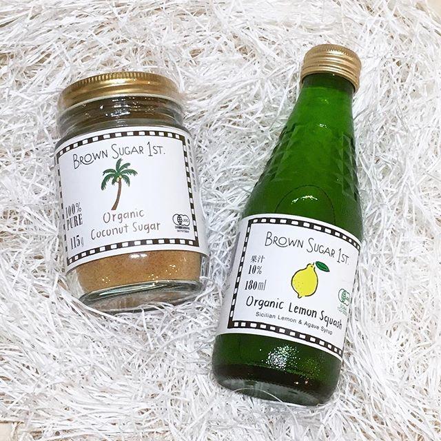 .「BROWN SUGER 1ST(ブラウンシュガーファースト)」の有機食品。低糖質にこだわって作られたココナッツシュガーは体に優しく、あらゆる料理に対応します。レモンスカッシュも同様に、有機にこだわって作られた特別な逸品。ぜひお試しください◎.#braunsugar1st#organic#オーガニック#haus#haus_matsue#hausmatsue #松江カフェ #島根カフェ#松江 #島根 #山陰