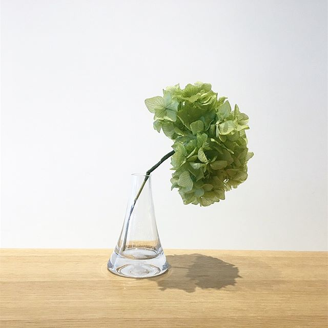 .梅雨の花のあじさい︎.プリザーブドだと水換えの心配もなくてもちろん枯れもしないから暑い日が続いても安心です︎.#preserved flower#ブリザードフラワー #プリザ#紫陽花#あじさい#hausmatsue #島根#松江