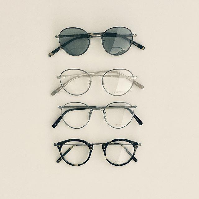 新しく仲間入りしました#eyevan ・春の展示会で注文していたのがようやく入ってきました・長く使える飽きのこないデザイン素材は最新のもので掛け心地もこだわっています・#optical#めがね#hausmatsue #島根#松江#松江メガネ#生活に寄り添うメガネ