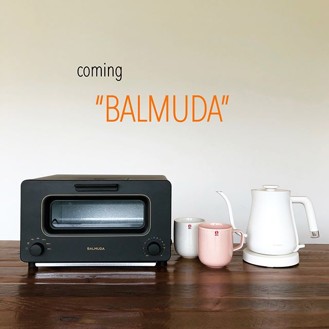 """.【HÅUS meets """"BALMUDA""""】.今朝ドラでも話題の「BALMUDA」があなたのご家庭に.キッチンは家の中で最もクリエイティブな場所。ご家庭のキッチンをより楽しく。テーブルをもっと嬉しく。そんなブランドの思いが込められたキッチンシリーズがHÅUSに到着しております◎.人気シリーズである「The Range」「The Gohan」「The Toaster」「The Pot」以上が入荷しております。この機会に是非ご覧にお越しくださいませ◎.#balmuda#バルミューダ#kitchen#haus #haus_matsue #hausmatsue #松江カフェ #島根カフェ #松江 #島根 #山陰"""