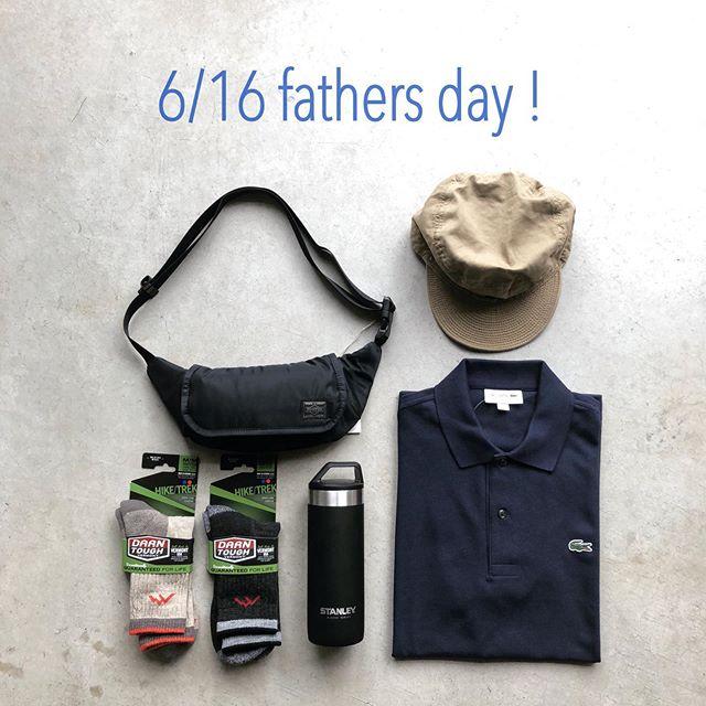 .『fathers day🤵』.いよいよ父の日当日です。お出掛け好きのアクティブなお父さんにHÅUSセレクトのとっておきのアウトドアアイテムで毎日のありがとうを伝えませんか◎お父さん世代のお客様にも大好評の岡山発の帽子ブランドのdecho、全仏オープンテニスで注目を集めるポロシャツの王道のLACOSTEなどをはじめ聞き馴染みのあるブランドアイテムを豊富にご用意しております。ご自分だけのとっておきのプレゼントを探しに是非HÅUSへお立ち寄りくださいませ◎.#父の日#decho#lacoste#porter#darntough#stanley#haus #haus_matsue #hausmatsue #松江カフェ #島根カフェ #松江旅行#島根旅行#松江 #島根 #山陰