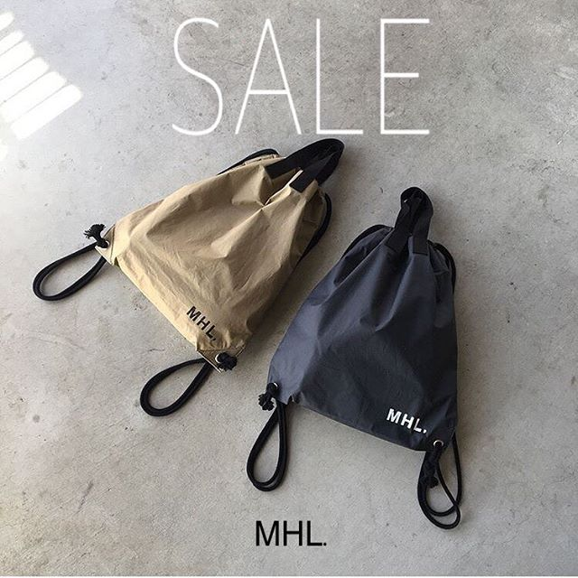 MHL.SALE!30%〜50%OFF!#MHL#hausmatsue #島根#松江