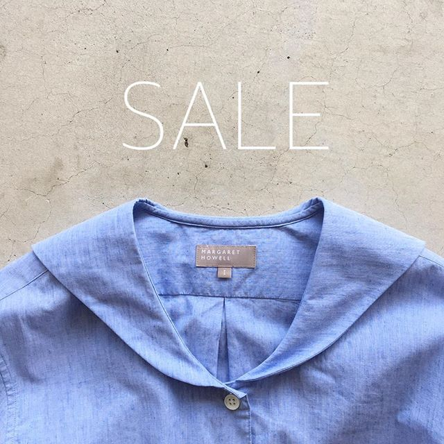 .MARGARET HOWELLSALE!!30%〜50%OFF!! #margarethowell #hausmatsue #島根#松江