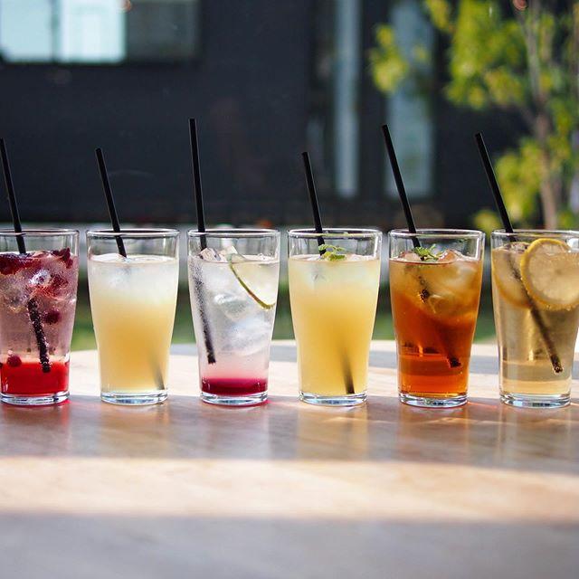 .本日よりNEW DRINK スタート︎いよいよ夏の暑さも本格的になってまいりましたねーこんな暑い日はTABLE HAUSの冷たいドリンクで涼みませんか?そして本日よりドリンクのテイクアウトも復活です!テイクアウトのカウンターも出来ましたぜひ、ご利用下さいませー!! #TABLEHAUS#drink#takeout#summer#hausmatsue #島根#松江#松江カフェ