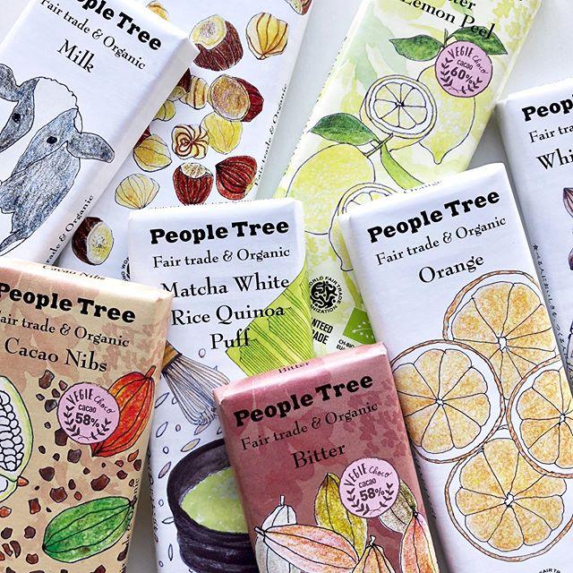 .『 People Tree🐄 』.今年もピープルツリーの季節がやってきました。カカオマスやココアバター、砂糖を合わせてじっくりと練り上げられる製造工程。植物性油脂を使わない、滑らかで優しく口溶けをお楽しみいただけるチョコレートです。.個性豊かなパッケージはどの種類も目を惹きますね。ピープルツリーオリジナルのギフト箱も今年はご用意しております◎.今年最初のピープルツリーはどれにしよう。ぜひ店頭で悩んで考えて、とっておきの一枚をお召し上がりください。.#peopletree#ピープルツリー#チョコレート#haus #haus_matsue #hausmatsue #松江カフェ #島根カフェ #松江旅行#島根旅行#松江 #島根 #山陰