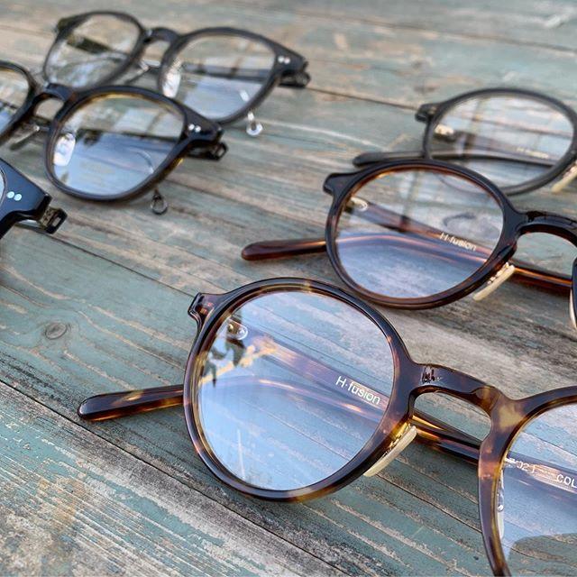 2020SSの新作入荷しています連休はゆっくりメガネ選び秋は少しボリュームのあるプラスチックのフレームがオススメです#optical#めがね#hausmatsue #島根#松江#松江メガネ#生活に寄り添うメガネ#メガネ男子#メガネ女子#hfusion#似合う眼鏡探したい#新作入荷
