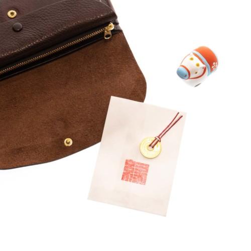 CINQの財布